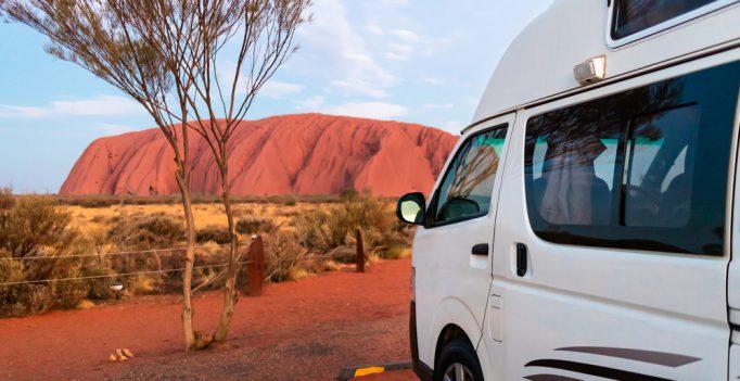 camperverhuur Australie